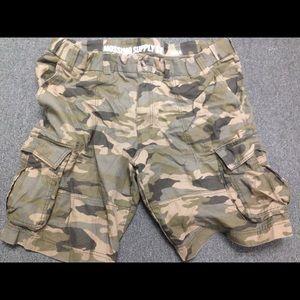 Men's cargo shorts size 44